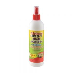 Africa's Best Braid Sheen Spray