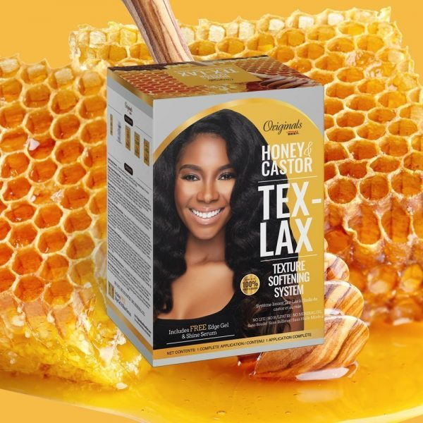 Honey & Castor Tex-Lax Texture and Softening System