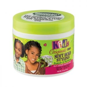 Soft Hold Styling Pomade and Hairdress